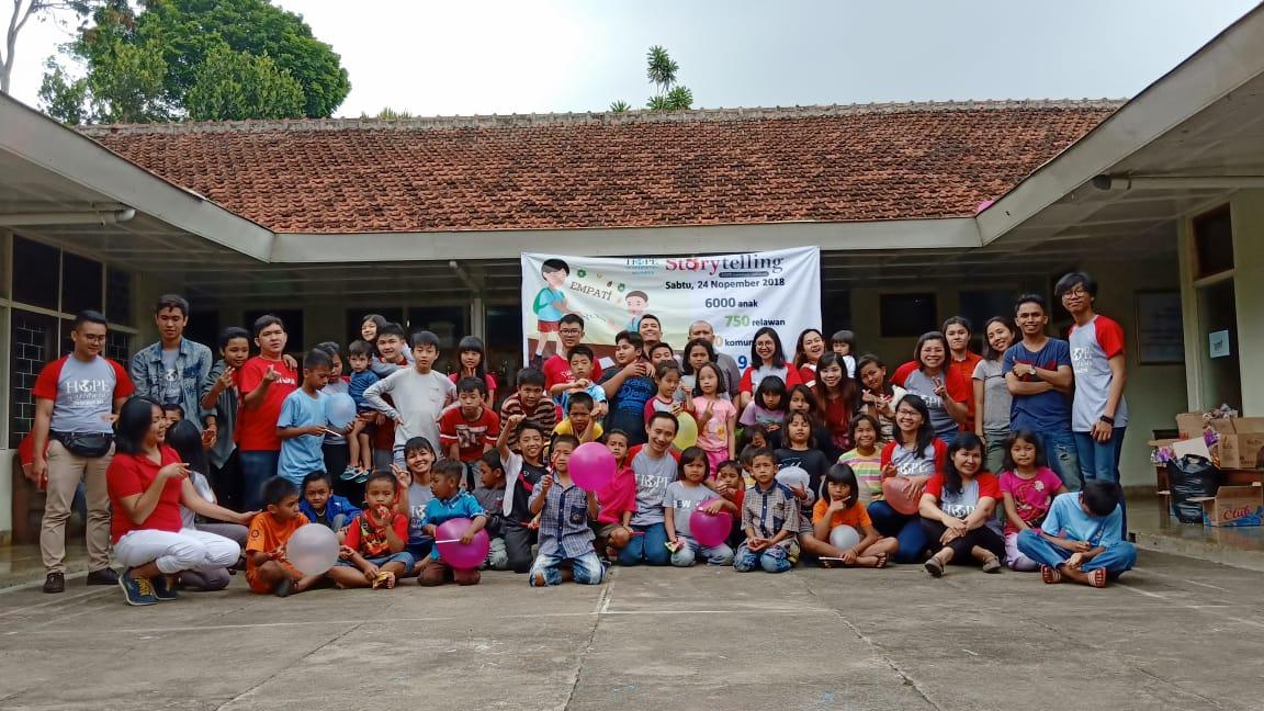 Story Telling – Bandung