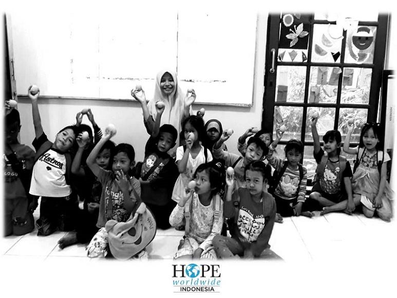 Makanan Bergizi Untuk Anak Indonesia