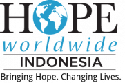 Hope Worldwide Logo Bottom Black